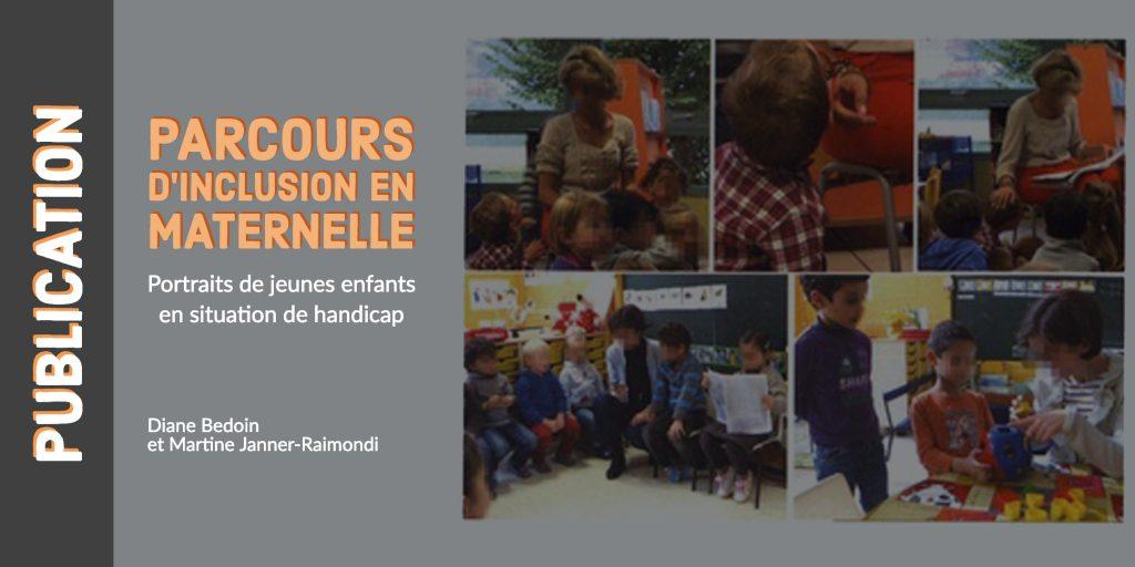 Parcours d'inclusion en maternelle